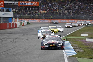 "Ekstrom laments loss of ""proper"" DTM qualifying"