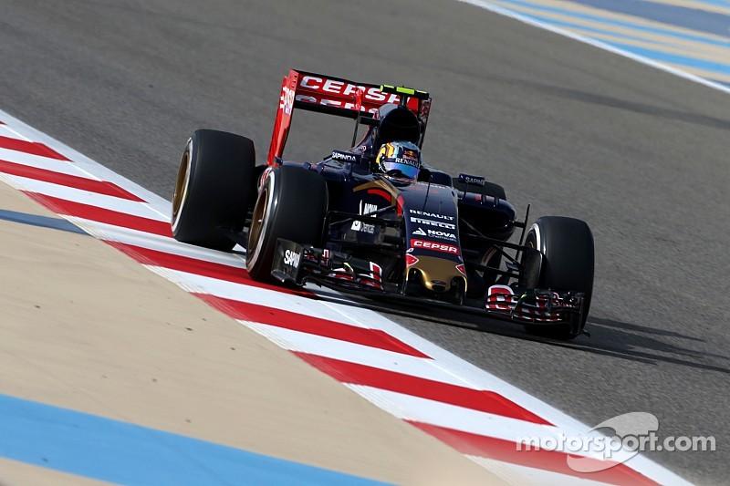 Toro Rosso necesita un buen final en España, dice Sainz