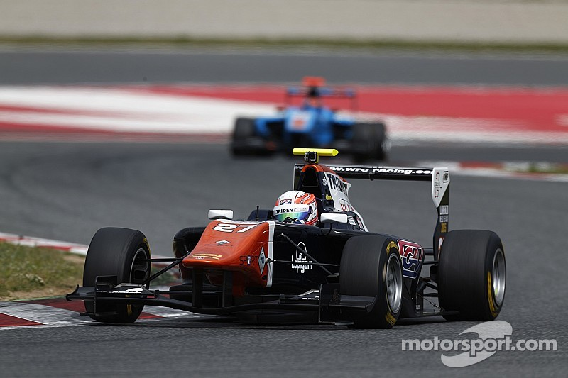 Ghiotto grabs pole for GP3 season opener