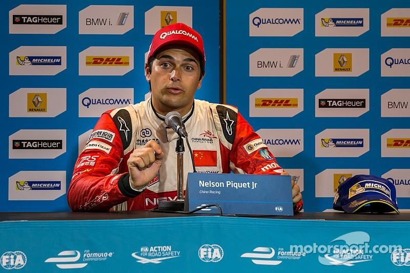 Piquet slams title rival di Grassi in Monaco