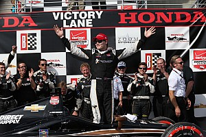 Newgarden a new winner, but keeping the same mindset for the month of May