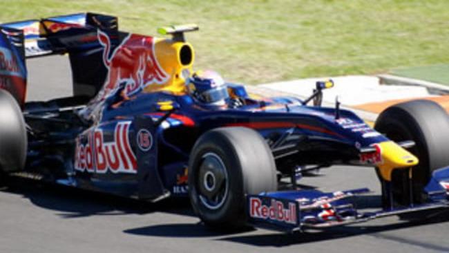 F1: La Red Bull salta i primi test dell'anno