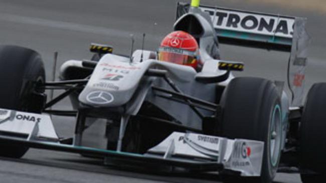 F1: Schumi punta sul potenziale della Mercedes Gp W01
