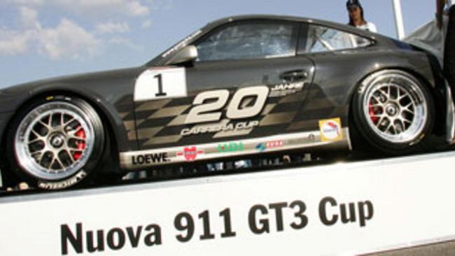 2010 ricco di novità per la Carrera Cup Italia
