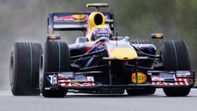 F1: Sepang, Qualifiche: Webber mago della pioggia