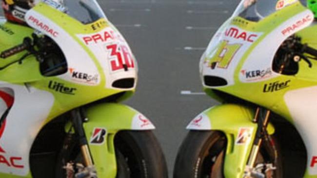 MotoGP 2010: green revolution per il Team Pramac