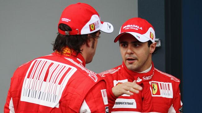 """Massa: """"Nessuna polemica con Fernando"""""""