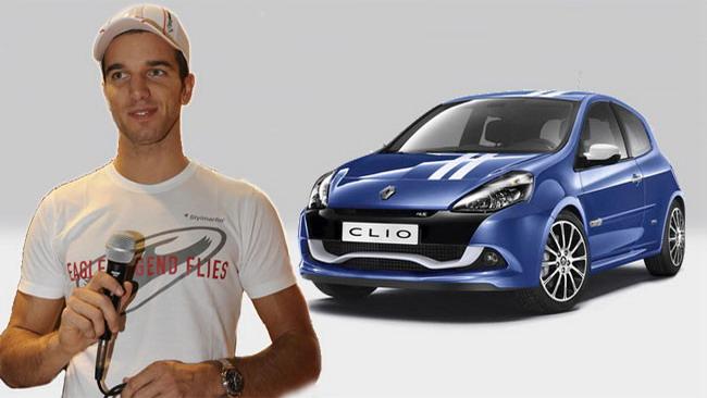 Renault Gordini sarà il nuovo sponsor del Team Scot