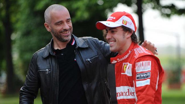 Alonso e Ramazzotti testimonial della Partita del Cuore