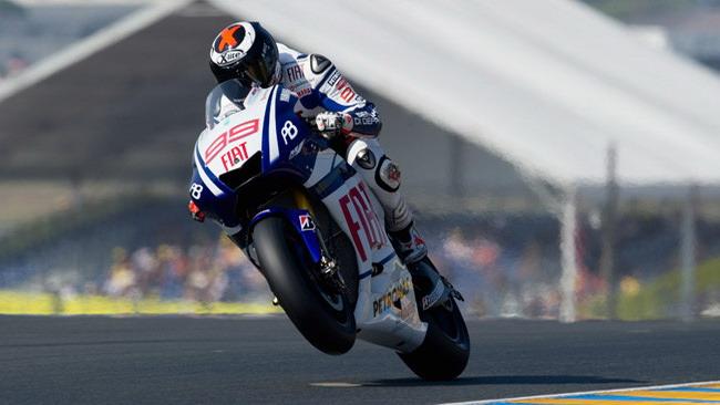 Le Mans è ancora Lorenzo's Land