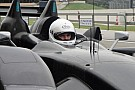 Vinella prova l'Audi del Team Kolles al Paul Ricard