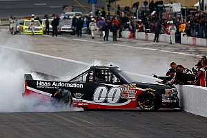 NASCAR Truck Practice report Kasey Kahne fastest in truck return