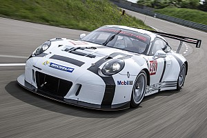 GT Breaking news New Porsche to debut in 2016 Daytona 24 Hours