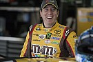 Kyle Busch doesn't miss a beat in practice