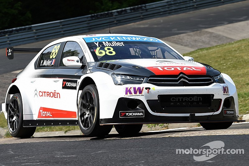 Muller pips Lopez in race two Nordschleife epic
