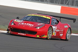 European Le Mans Race report European Le Mans Series: the 458's dominate at Imola