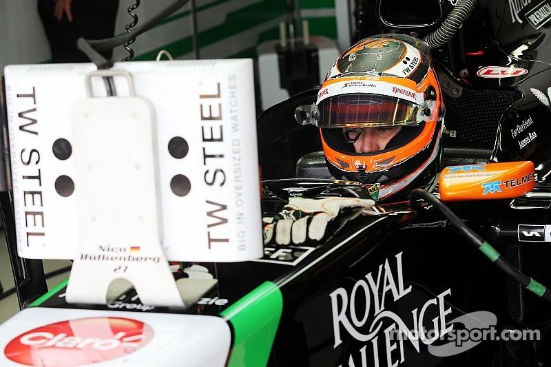 Hulkenberg, dividido entre F1 y Le Mans