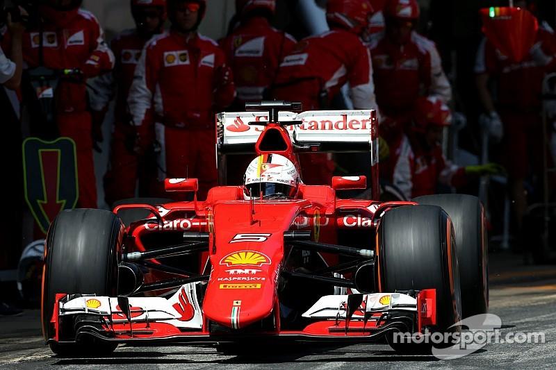 Vettel confident Ferrari closer than in Spain