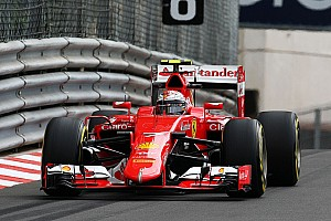 Ferrari: Rain stops play in Monaco