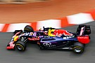 Red Bull is top ten in Monaco