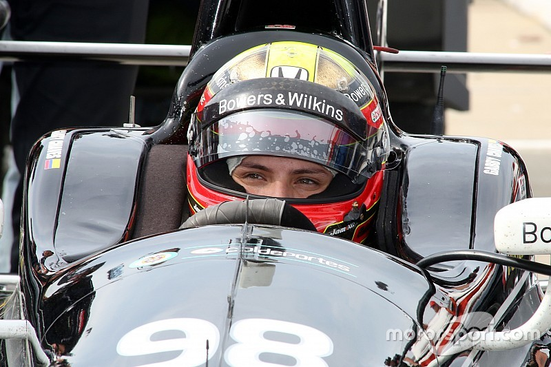 Chaves 16th & Rookie of the Year at Indy