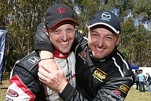 Other rally Breaking news Evans brothers settle Canberra dispute