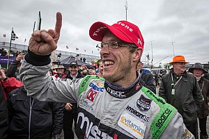 IndyCar Race report Bourdais prevails in wild second race on streets of Detroit