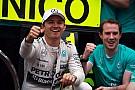 Rosberg admite que su tercer triunfo en Mónaco fue menos emocionante