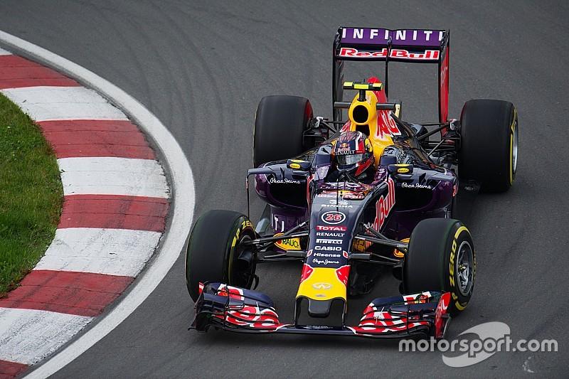 Red Bull con la esperanza de retrasar los problemas de las sanciones