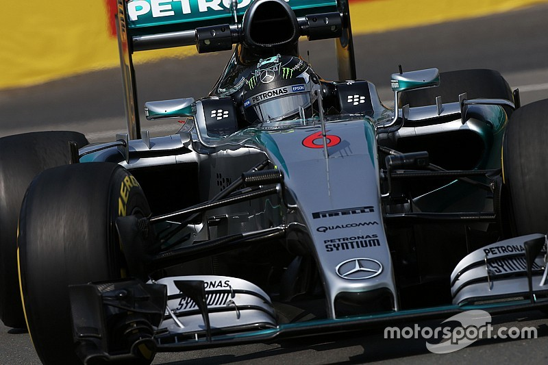 Canadian GP: Rosberg on top in FP3, Nasr crashes heavily
