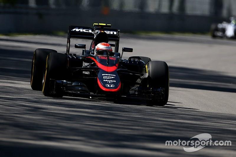 Button espera una carrera complicada
