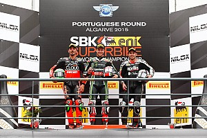 Rea pulls away to take fourth double of the season
