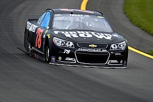 NASCAR Sprint Cup Race report Martin Truex Jr. finally breaks through at Pocono