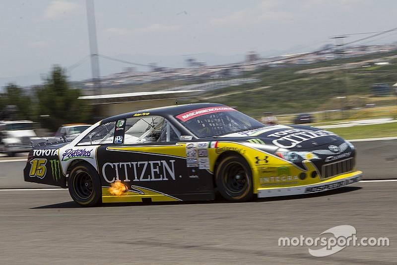 Aguascalientes, lista para recibir a NASCAR México