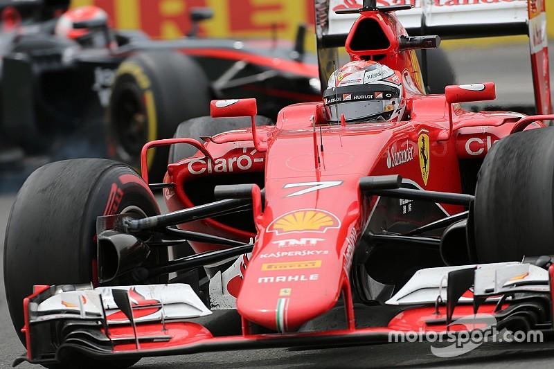 Raikkonen cree que la F1 debe ser