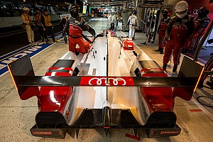 Advantage Porsche as #7 Audi falters