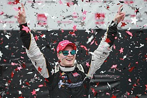 IndyCar Race report Newgarden heads CFHR 1-2 at Toronto