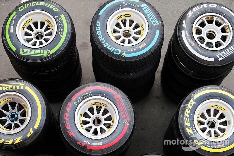 Pirelli: No tyre compound overhaul in 2015