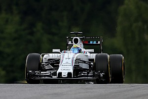 Massa qualified fourth and Bottas sixth for tomorrow's Austrian GP