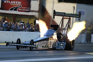 NHRA Qualifying report J. Force, Schumacher and Enders claim top starting spots at NHRA Thunder Valley Nationals