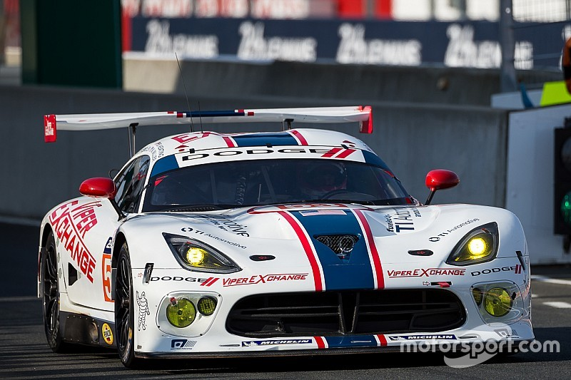 Riley Motorsports return to two car Viper GT3-R Team for the Sahlen's Six Hours of The Glen