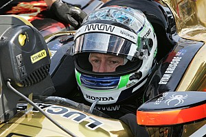 Briscoe leads opening Fontana practice for Honda