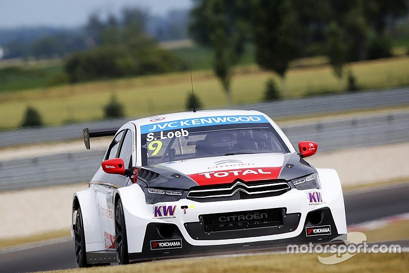 Loeb takes home pole position at Paul Ricard