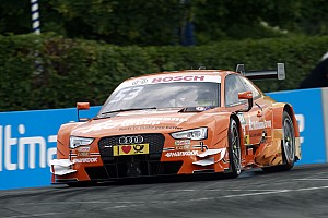 DTM Qualifying report Jamie Green will start from position three