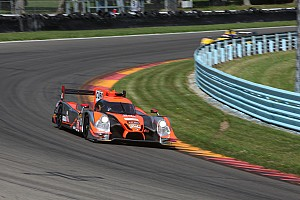 Michael Shank Racing heads wet Saturday practice