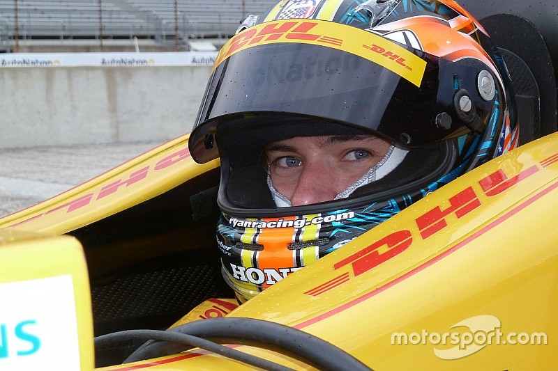 Brabham earns proper Indy test