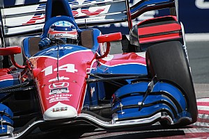 IndyCar Breaking news Honda engine progress disguised by aero kits, says Sato