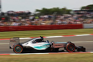 British GP: Rosberg fastest from Raikkonen in second practice