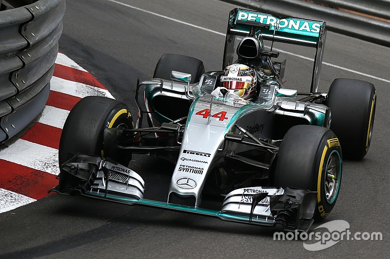 Hamilton explains Monaco 'Senna' moment