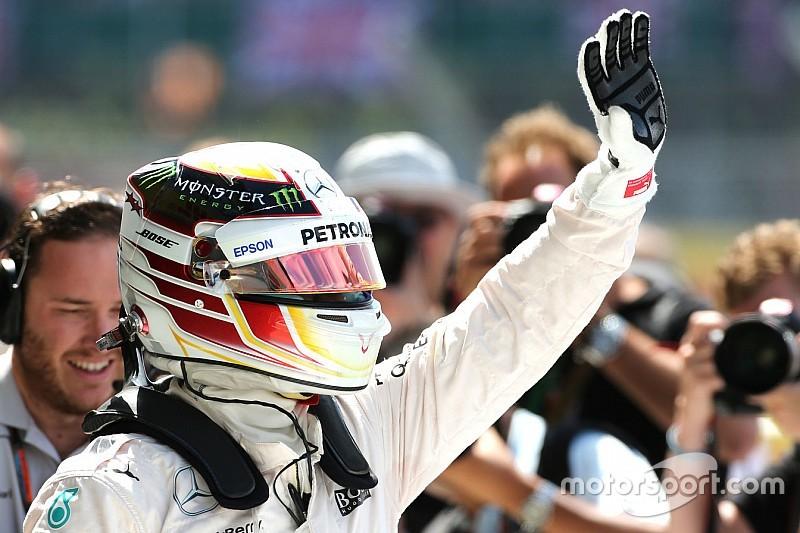 Analysis: How Hamilton got his British GP back on track